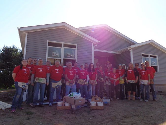 BellStores Sponsorship Habitat for Humanity